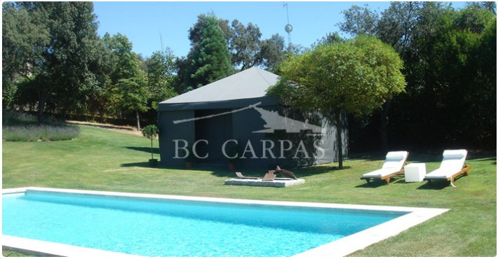 Carpas para baos