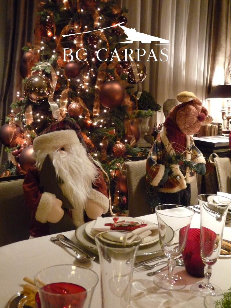 Ideas para la cena de navidad bc carpas - Ideas para cenas de navidad ...