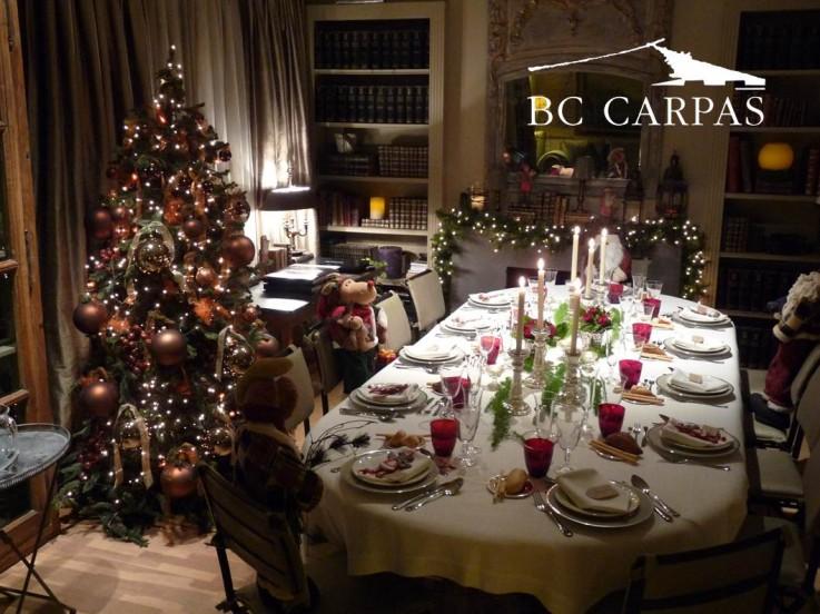 Ideas para la cena de navidad bc carpas - Ideas de cena de navidad ...