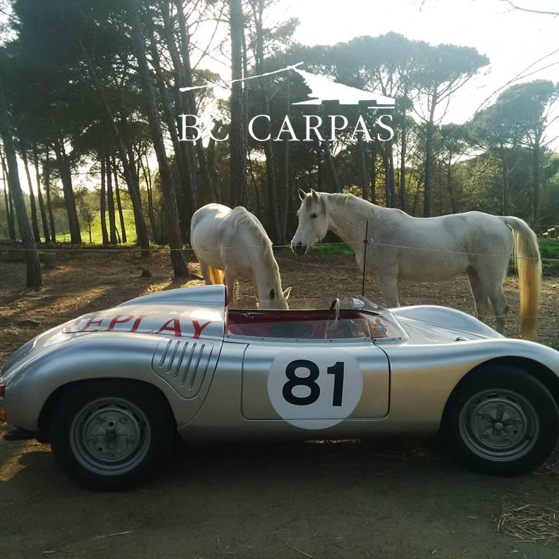 Te imaginas la carpa de tu boda inspirada en la serie for Carpas para coches