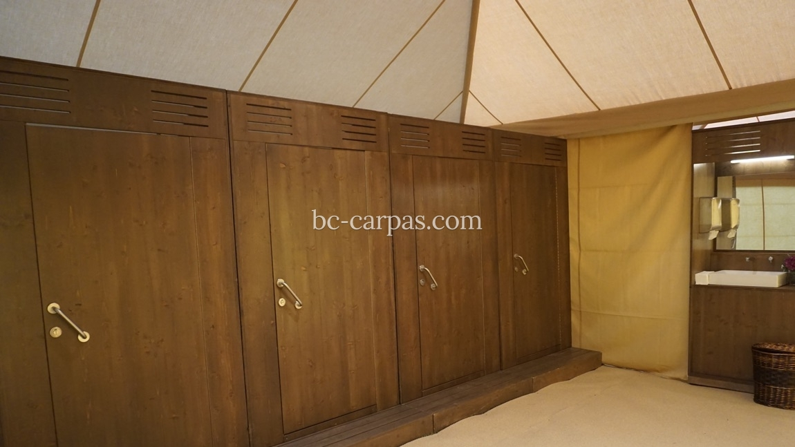 Bathrooms for weddings and celebrations 6