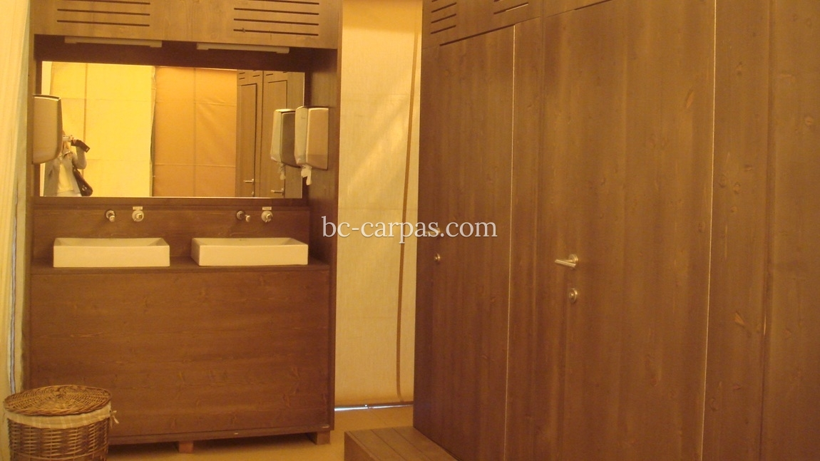 Bathrooms for weddings and celebrations 7