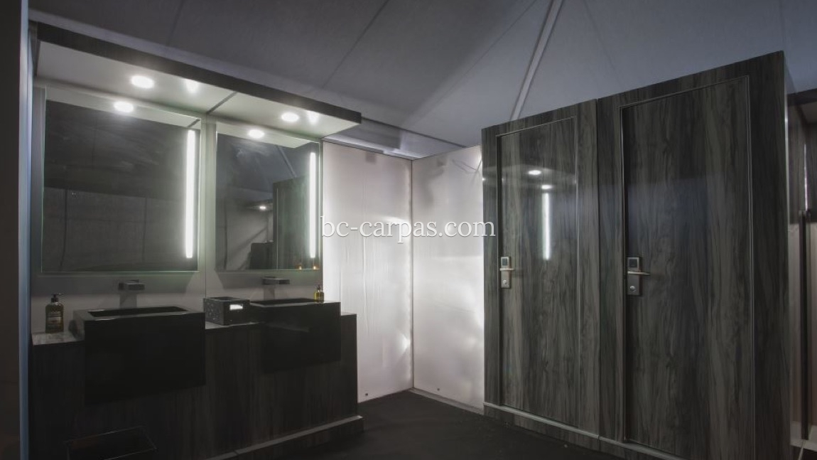 Bathrooms for weddings and celebrations 8