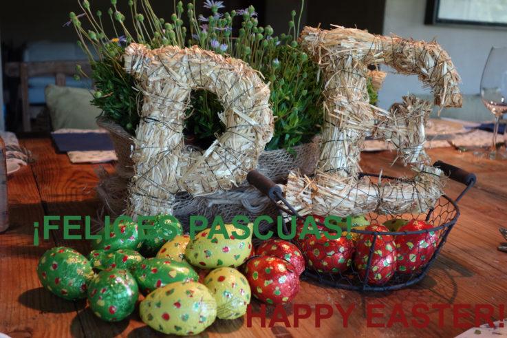 ¡Felices Pascuas! Os desea BC Carpas